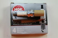 Set of 4 NGK Standard Spark Plugs for Polaris TRAIL BOSS 2004-2000 Engine 325cc