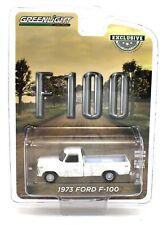 1:64 GreenLight DUKES OF HAZZARD Uncle Jesse's 1973 Ford F-100 Pickup Truck NIP!