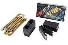 ProRYDE 52-1000G 3-N-1 Rear Leaf Spring Block For Sierra Silverado 1500 LD 99-06