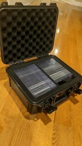 IP65 Waterproof Graded Card Slab Storage Travel Case PSA BGS SGC One-Touch NEW