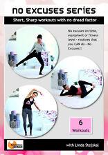 Cardio Sculpt DVD Barlates Body Blitz BODY Low High SERIES - 6 Workouts