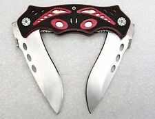 Plastic Handle Pocketknife Collectable Modern Folding Knives