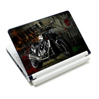 "Motor Universal Sticker Decal Skin Cover Case For 14"" 15"" 15.6"" Laptop Notebook"