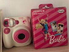 Rare Fujifilm Instax Mini 7s Barbie Camera