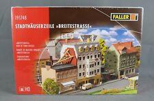 FALLER 191748 [H0, Bausatz] - Stadthäuserzeile Breitestraße - NEUWARE!