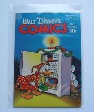 US - Walt Disney Comics and Stories (Dell) # 100 Graded 5.0