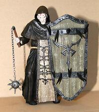 Resident evil ILLUMINADOS MONK  with Shield  figure (Neca) .