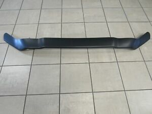2019-2020 RAM 2500 3500 Matte Black Front Air Deflector NEW OEM MOPAR