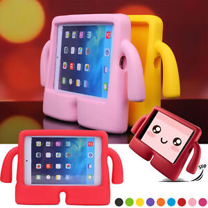 Kids EVA Foam Case for iPad  9.7 2345 6th Gen 10.2 7th 8th Air mini 12345 Cover