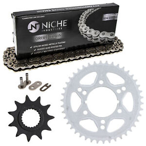 Sprocket Chain Set for Polaris Trail Boss 325 2x4 11/42 Tooth 520 Rear Front Kit