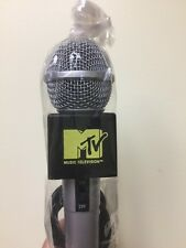 Retro Mtv Television Wired Dynamic Microphone Unopened Case Of 50