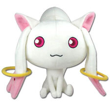 "BRAND NEW Authentic Great Eastern (GE-87514) Madoka Magica - 8"" Kyubey Plush Toy"