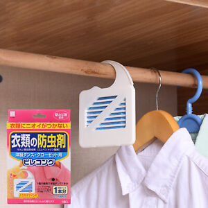 Pest Moth Killer Insecticide Repellent for Wardrobe Closet Clothes Drawer Books