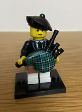 Lego Series 7 Bagpiper Minifigure new