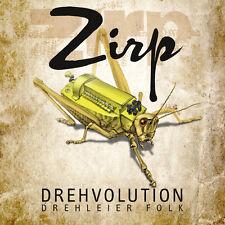 Moyen âge CD Zirp Vielle à roue Folk Drehvolution Moyen Âge Fusion