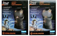 TOP FAHRRAD FUNKTIONSSHIRT Outdoor Sport Freizeit Herren CRIVIT M L XL Biking