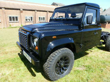 LAND ROVER DEFENDER 130 PUMA CHASSIS CAB AVAILBLE TO ANY SPEC