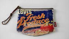 Vintage Levi's Genuine Leather Wallet