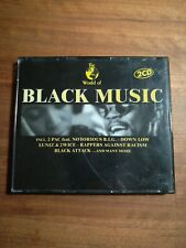 CD Black Music The World Of von Various Artists  2CDs