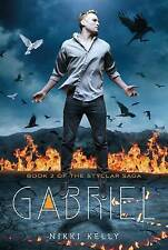 Gabriel (Styclar Saga) by Kelly, Nikki | Paperback Book | 9781250090669 | NEW