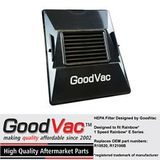 Filter made to fit Rainbow E vacuum replaces OEM part # R10520 R12106 by GoodVac