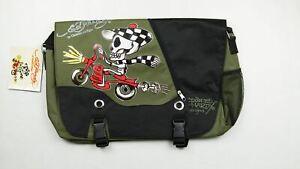 Ed Hardy by Christian Audigier Speedy Messenger Bag