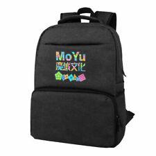 Moyu Mofangge Speed Cube Backpack Cuber Professinal Magic cube Travel Bag Black