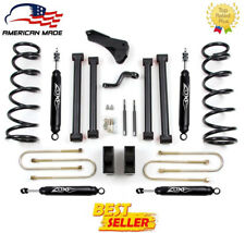 "2003-2012 Dodge Ram 2500 3500 5"" Dually Full Suspension Lift Kit Diesel 4x4"