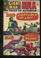 Marvel Tales to Astonish Hulk 61 VG+