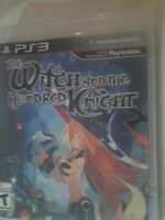 Witch and the Hundred Knight -- (Sony PlayStation 3, 2014)  CIB Tested