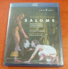 Salome Blu-ray Richard Strauss Nadja Michael Thomas Moser Michael Volle