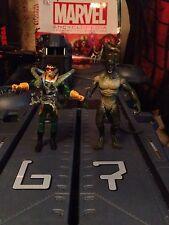 Universo Marvel Spiderman Doctor Octopus Lagarto 3.75 enemigos