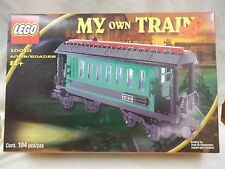 LEGO MY OWN TRAIN PASSENGER CAR #10015 BRAND NEW IN SEALED BOX CHRISTMAS GIFT