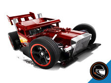 Hot Wheels Cars - Bone Speeder Red