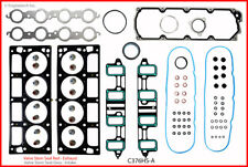 Engine Cylinder Head Gasket Set ENGINETECH, INC. C376HS-A
