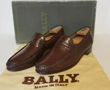 Vintage Mens Bally Loafers 7.5