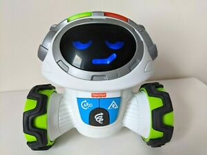 """Fisher Price - Think & Learn / Teach """"N"""" Tag - Movi Interactive Motorised Robot"""