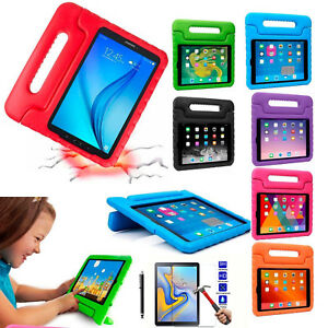 For Samsung Galaxy Tab A2 10.5 T590 / T595 Kids Handle EVA Shockproof Cover Case