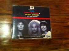 CHER, CHRISSIE HYNDE AND NENEH CHERRY - LOVE CAN BUILD A BRIDGE CD