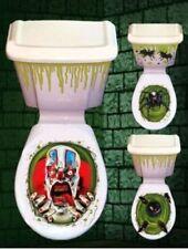 Décorations de fête pour la maison Halloween et Salle de bain