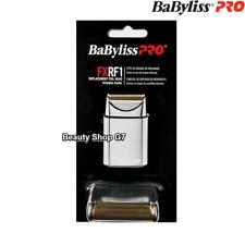 Replacement foil head and cutter for single foil shaver Babyliss FXFS1E foilfx01
