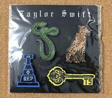 Taylor Swift Reputation Pin Set #1