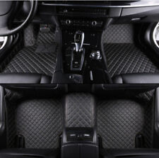 Car floor mat before & after lining waterproof pad for Audi A4 2009-2017