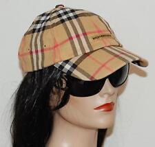 baseball cap burberry