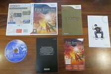 FIRE EMBLEM RADIANT DAWN WITH CARD CLUB FOR WII