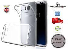 Carcasas Para Samsung Galaxy S8 color principal transparente para teléfonos móviles y PDAs
