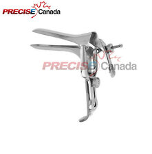 EXTRA SMALL PEDERSON VAGINAL SPECULUM SURGICAL INSTRUMENTS