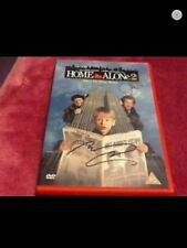 Home Alone 2 Lost In New York DVD Signed By Macaulay Culkin Daniel Stern