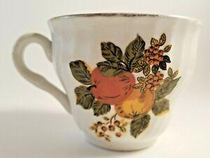 Vintage English Tea Cups, Set of 4 No chips or Cracks