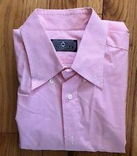 Very Rare VENANZI Mens Long Sleeve Dress Shirt 15 1/2 39 MADE IN ITALY